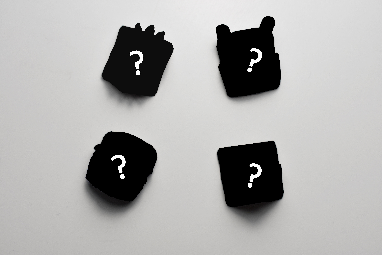Mystery Artisan Keycap