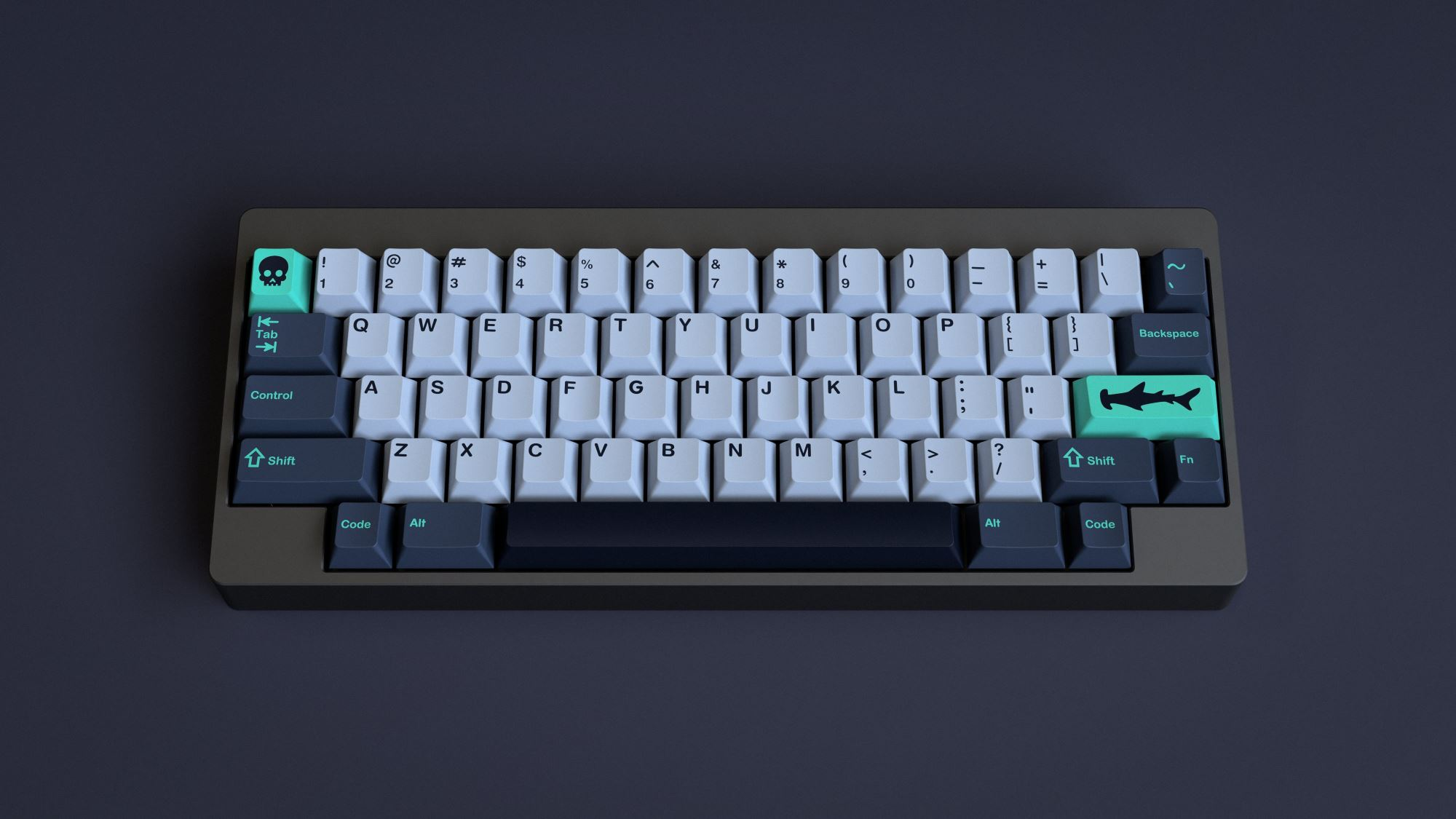 GMK Hammerhead Keyset (Group Buy)