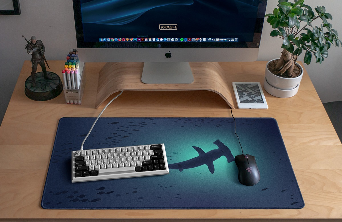 GMK Hammerhead Deskpad