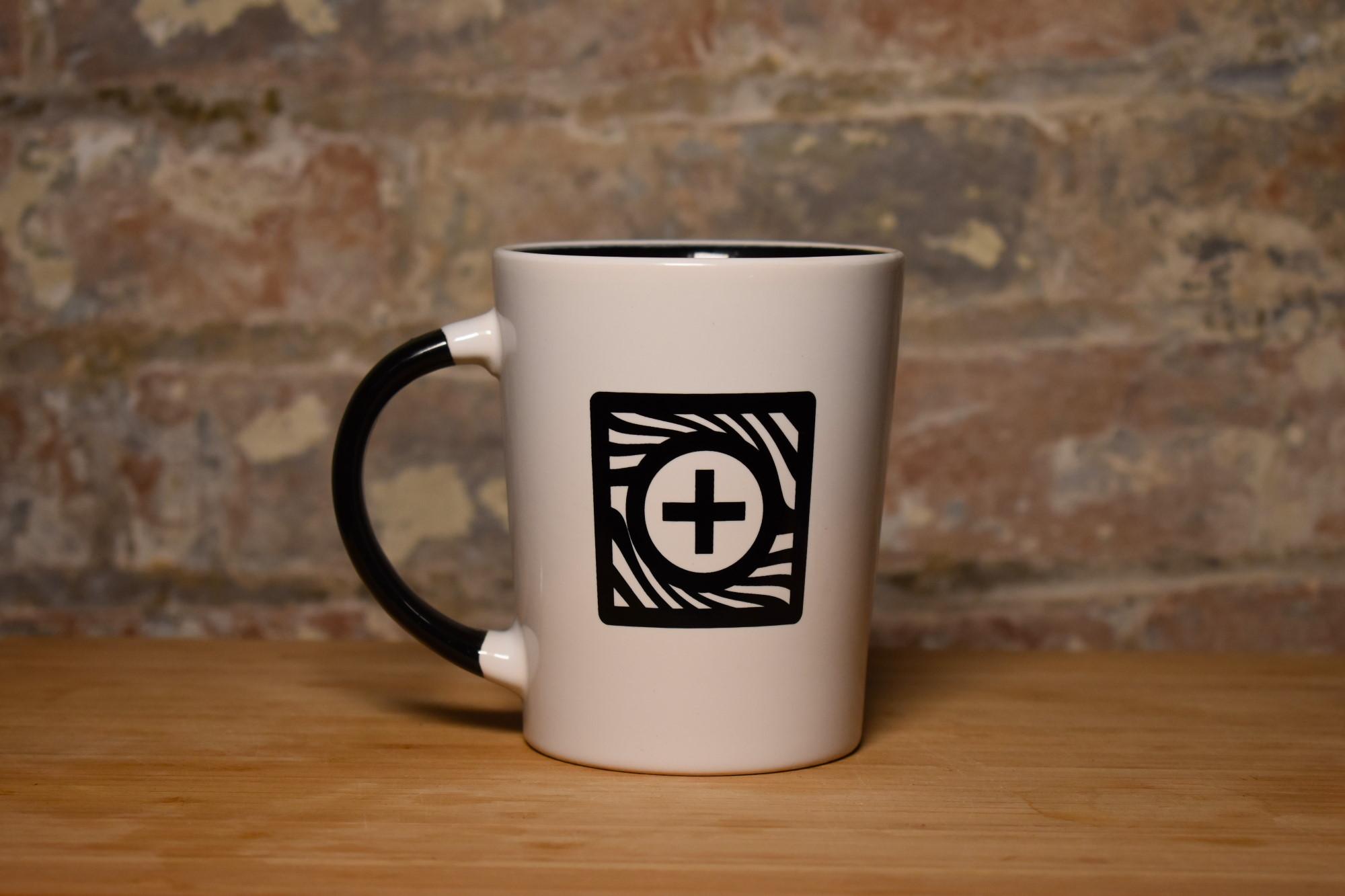 Wavy Stem Mug