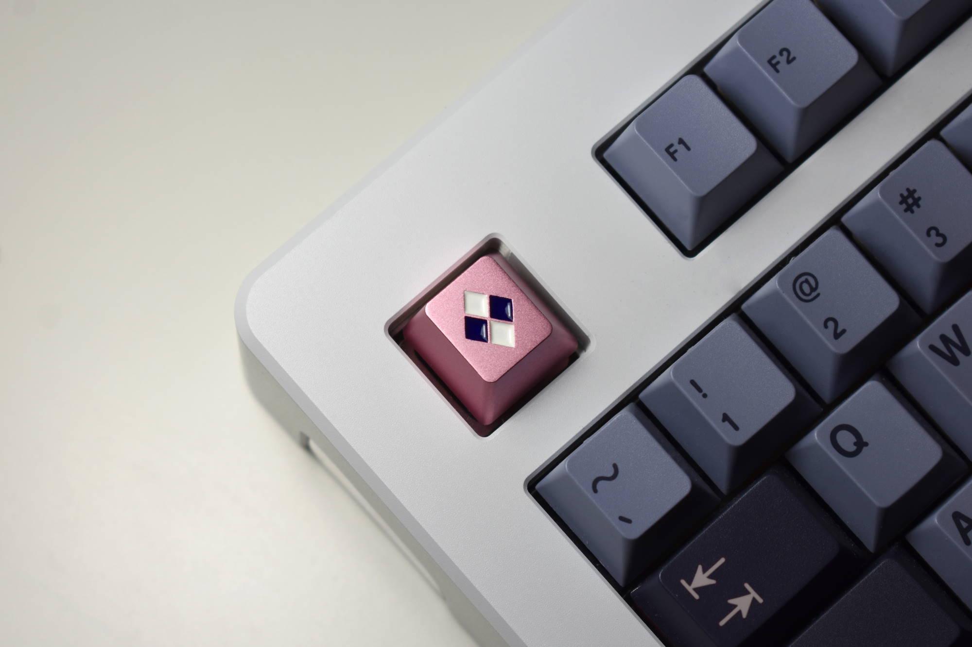 GMK Posh - Pink