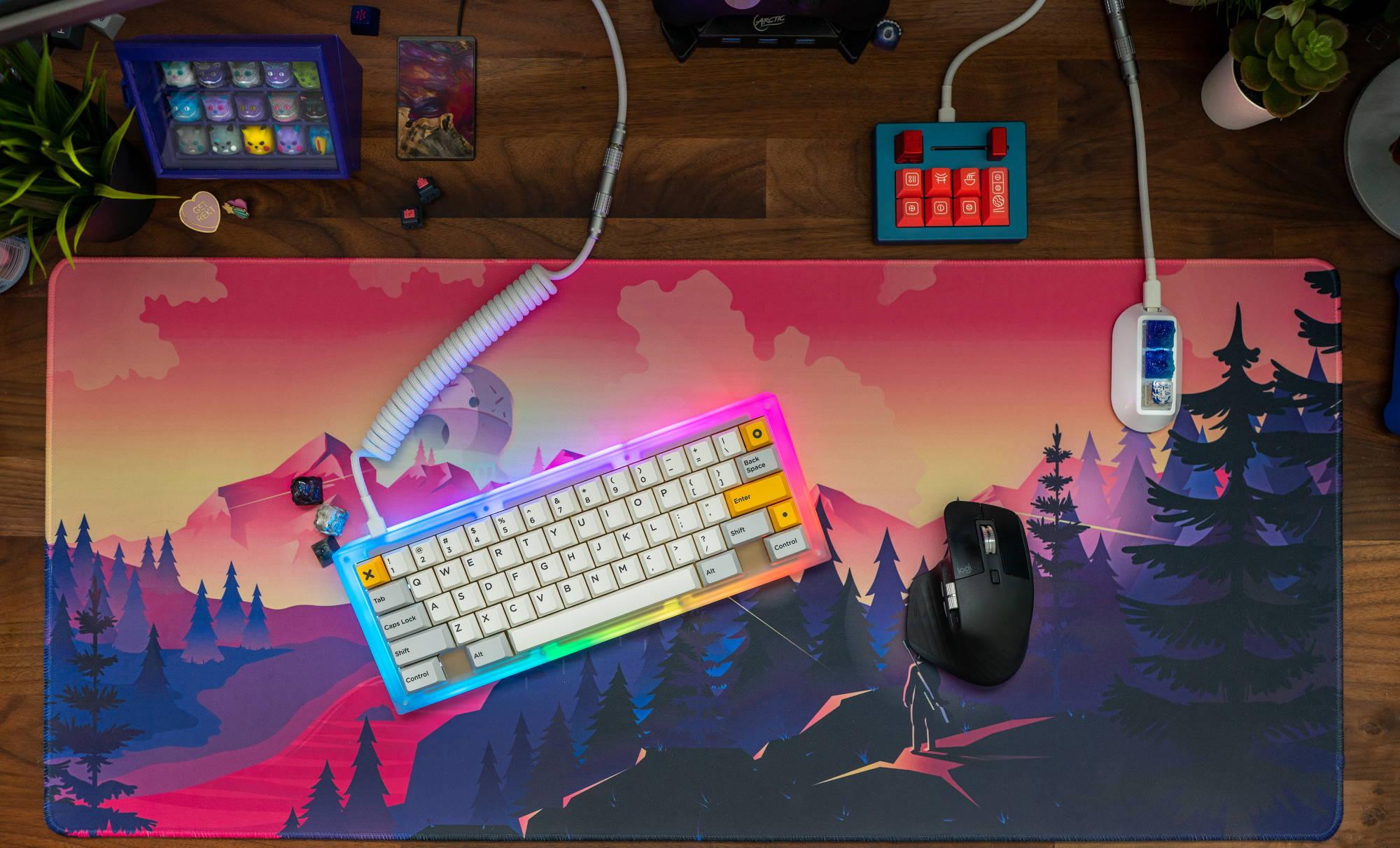 Shoreline Escape Deskpad