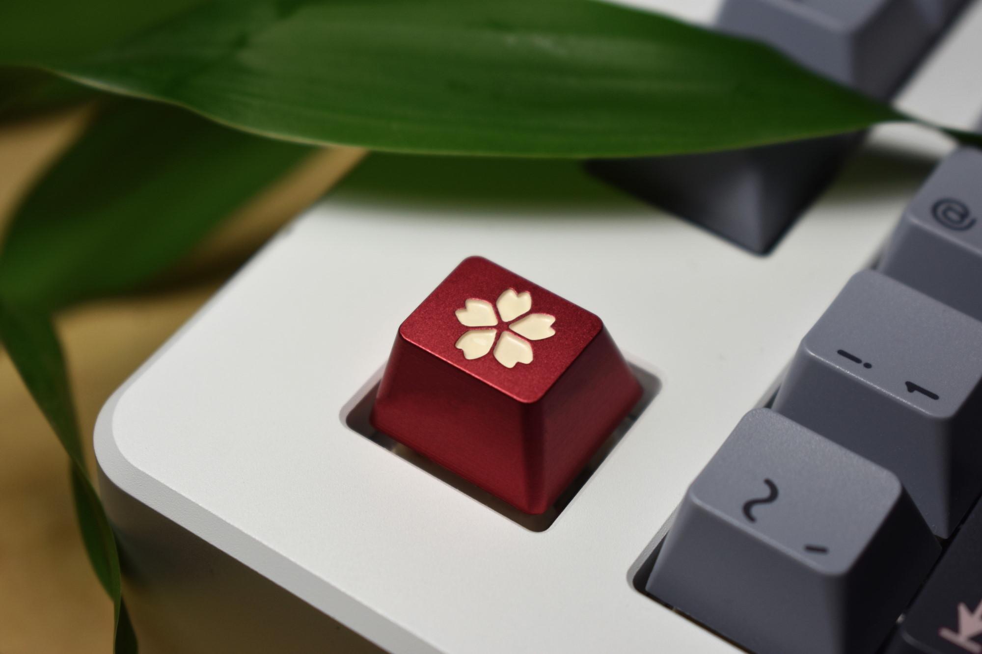 GMK Hanami Dango - Sakura Enamel