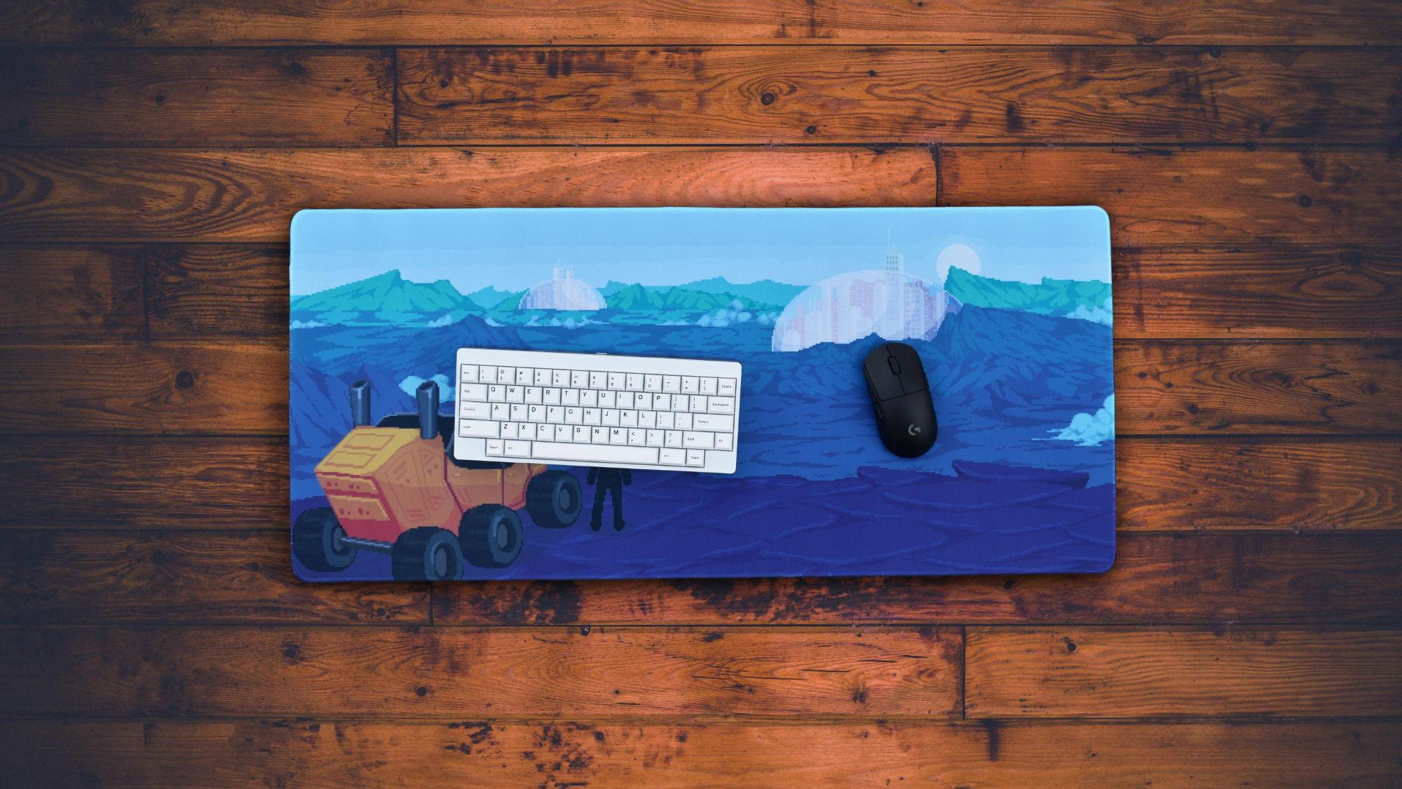 Odyssey Neptune Deskpad